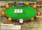 игровой Стол Покер Старс игорный игровое окно