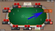 Стол деньги редстар покер