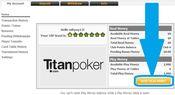 счет условные игровые деньги фишки play money Титан Покер