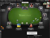 титан покер игровой стол низкие ставки кэш деньги