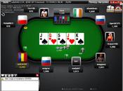 игорный Стол Леон Покер игровое окно