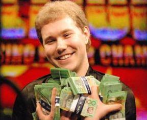 Александр Кострицын, победитель Aussie Millions-20089