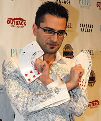 эсфандиари покер