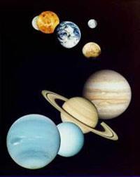 битва планет
