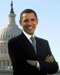 <Барак Обама