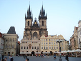 Прага. Центральная площадь