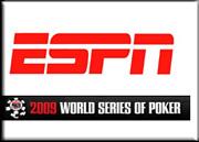 WSOP 2009 на ESPN