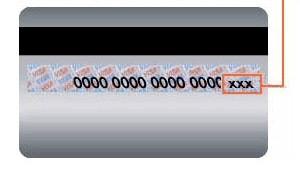 код cvn на пластиковой кредитной карте