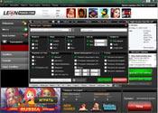 фильтры турниров леон покер