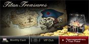 акции титан покер
