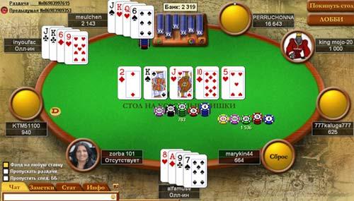 правила омахи покера