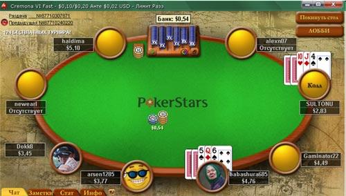 стол игры разз покер