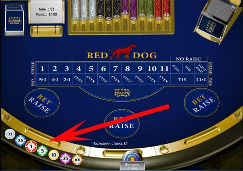 Ставки ред дог покера