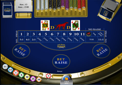 стол игры ред дог покер