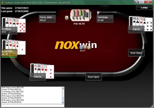 правила соко покер