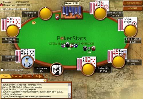 7карточный стад покер