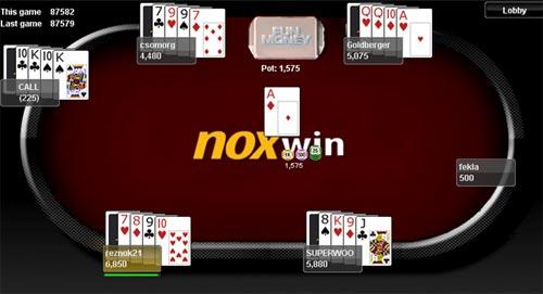 стол телесины покер