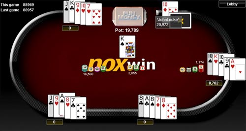 шоудаун телесина итальянский покер
