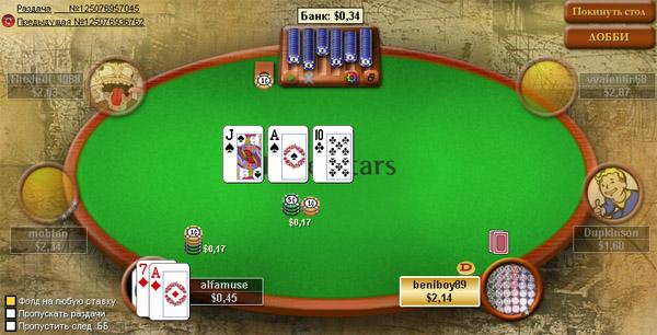 Вэлью бэт в покере