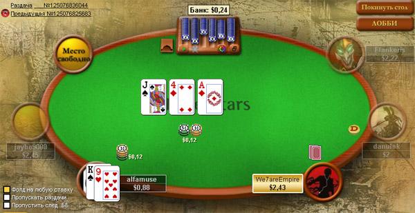 Блеф ставка в покере